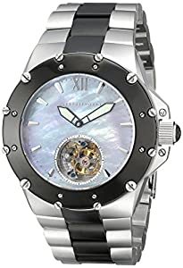 Android Unisex AD636BK Divemaster Enforcer 45 Automatic Tourbillon Stainless Steel Watch image