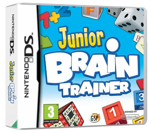 Junior Brain Trainer DS [UK Import]