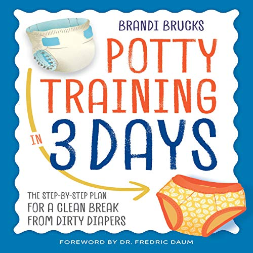 Potty Training in 3 Days audiobook cover art