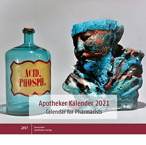 Apotheker Kalender 2021 Calendar for Pharmacists