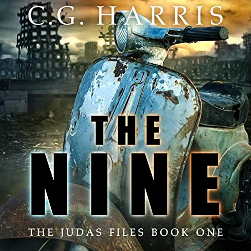 The Nine audiobook cover art