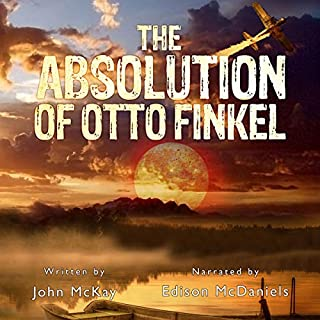 The Absolution of Otto Finkel audiobook cover art