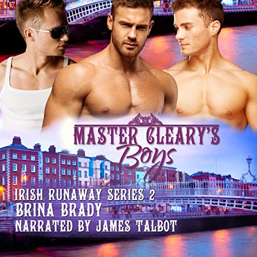 Master Cleary's Boys Audiobook By Brina Brady cover art