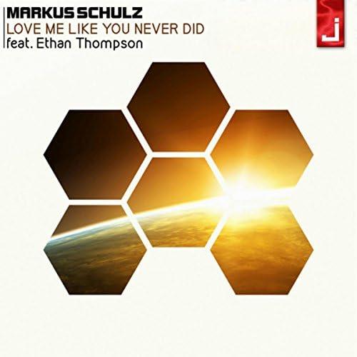 Markus Schulz feat. Ethan Thompson