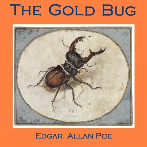 The Gold Bug audiobook cover art