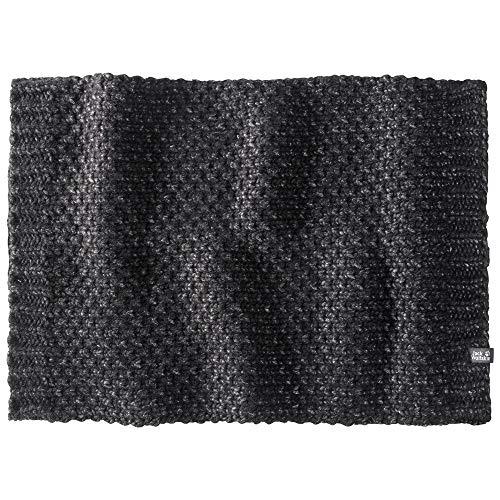 Jack Wolfskin Damen Wintertide Loop Women Winter-Handschuhe, Dark Grey, One Size