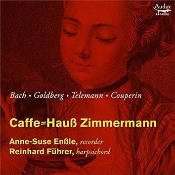 Caffe=Hauß Zimmermann