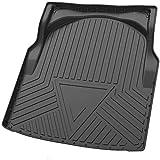 YZU Alfombrilla de goma negra para maletero delantera y trasera, para serie B-M-W 1/2/3/5/6/7 X1/X2/X3/X4/X5/X6 2006 a 2021,5series 2018 a 2020,7series 20.