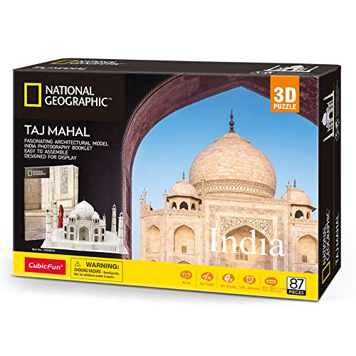 CubicFun Puzzle 3D Taj Mahal (Tachan DS0981h)