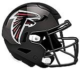 NFL Atlanta Falcons Unisex Atlanta Falcons Authentic Helmet, Team Color, 12 inch
