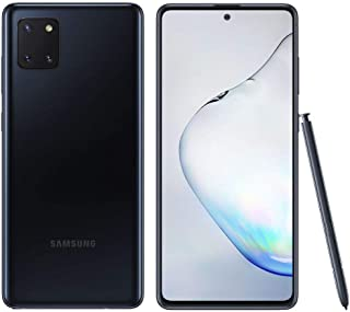 Samsung Galaxy Note 10 Lite (N770F/DS) 128GB 8GB RAM International Version - Aura Black