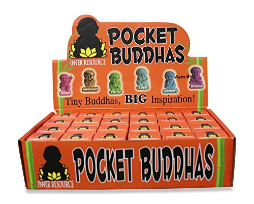 Inner Resource - Pocket Buddhas - Limited Edition!