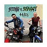 Sting and Shaggy Album Cover – 44 876 Leinwand-Poster,