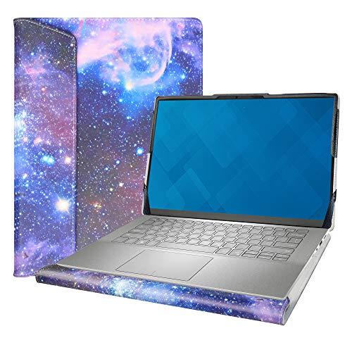 """Alapmk Diseñado La Funda para 14"""" ASUS Q427FL/Asus Chromebook Flip C436/Asus ZenBook 14 UX425JA & DELL Inspiron 14 7490 Laptop[No Compatible con: Latitude 7490/Asus C434/Asus Q406DA Q407IQ],Galaxy"""