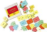 Kieler Leseaufbau. Wörter- und Spielekartei: geschnitten und vorsortiert