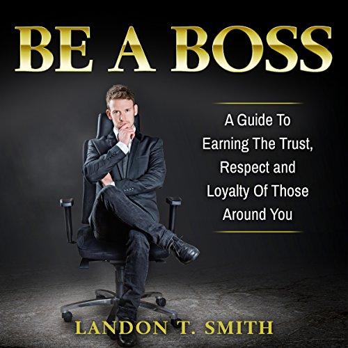 Be a Boss audiobook cover art
