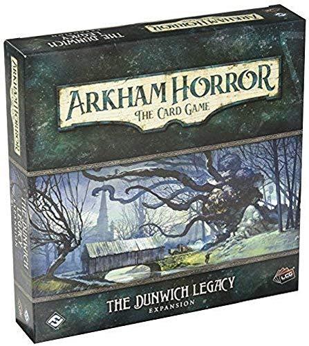 Fantasy Flight Games Expansión para Juego de Cartas Arkham Horror, FFGAHC02, El...