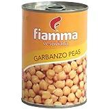 フィアマ豆缶 ガルバンゾービーンズ 400g×24個