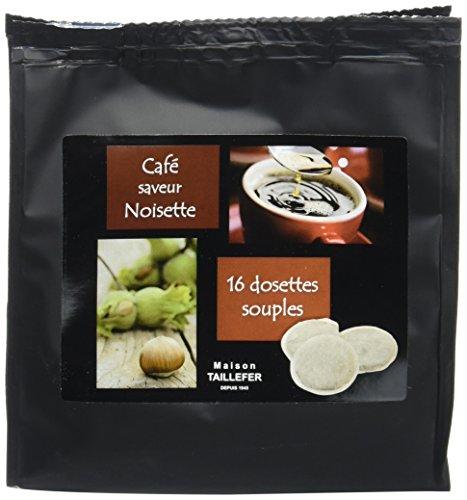 Maison Taillefer Dosette Café Saveur Noisette 112 g -...
