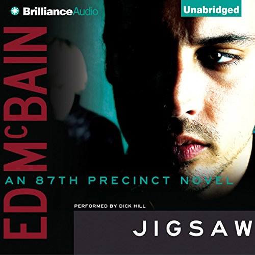 Jigsaw audiobook cover art