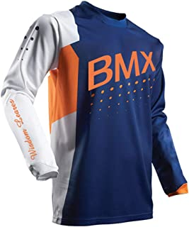 Mens Cycling Jerseys Mountain Bike Jerseys MTB Bike Bicycle Shirts-Quick-Dry/Breathable