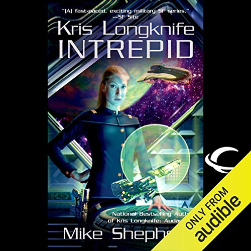 Couverture de Intrepid: Kris Longknife, Book 6