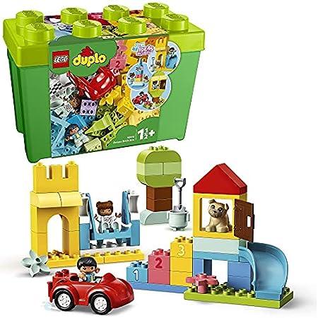 LEGO Duplo Deluxe Steinebox mit Aufbewahrungsbox