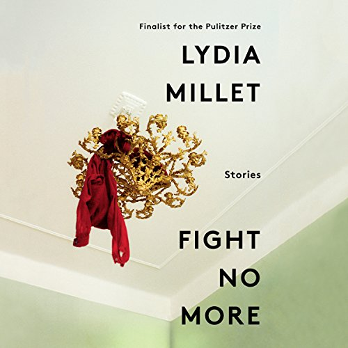 Fight No More audiobook cover art