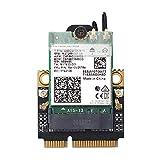 Teday Wi-Fi 6E mini PCI-E Intel AX210 banda dual 2974Mbps adaptador inalámbrico WiFi tarjeta Bluetooth 5.2 802.11ax 2.4G/5G/6G que Intel AX200 para portátil