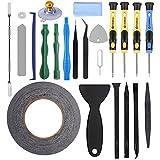 AUTOPkio Kit 23 in 1 Corredo di riparazione Tool Set per iPhone strumenti di riparazione C...