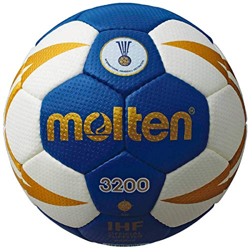 Molten H2X3200-BW Handball Trainingsball