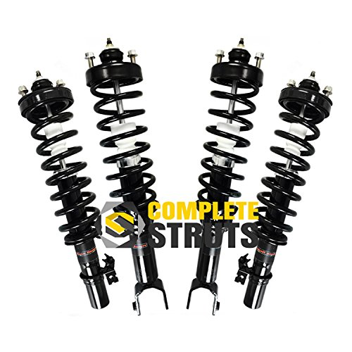 Front & Rear Complete Struts & Coil Springs Conversion Kit Fits 1992-1995 Honda Civic (Set of 4)