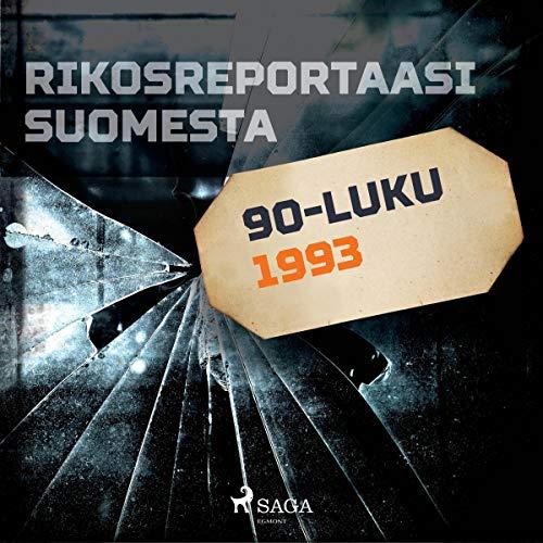 Rikosreportaasi Suomesta 1993 Titelbild