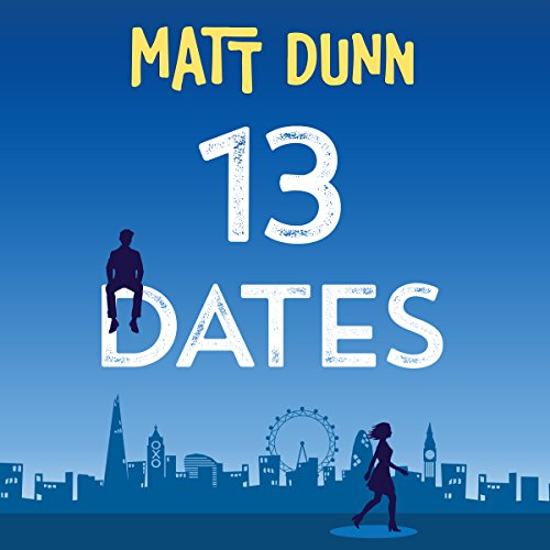 13 Dates audiobook cover art