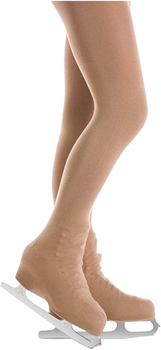Mondor Suntan Practice Boot Cover Tights w/Velcro Fasteners