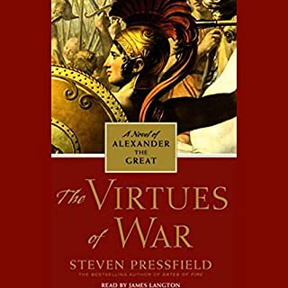 Page de couverture de The Virtues of War