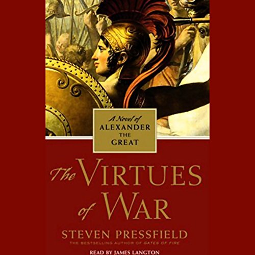 The Virtues of War audiobook cover art