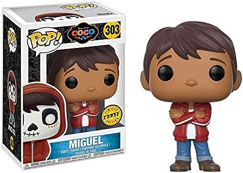 Disney Pixar Coco Funko Pop  Miguel CHASE   303 + Prougeecteur de bruit