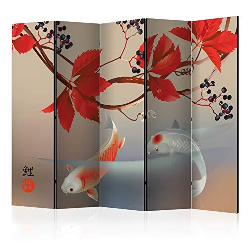 murando Biombo Orient Japon Asia 225x172 cm Impresion Bilateral en el