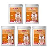 Pro Butt-Lift Shaping Patch Set, Hip Lift Up Patch, Antiarrugas Levantamiento de glúteos Reafirmante Hidratante Extractos de plantas Parche de estrías (5set, 4pcs)