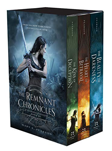 The Remnant Chronicles Boxed Set: The Kiss of Deception, The Heart of Betrayal, The Beauty of Darkness