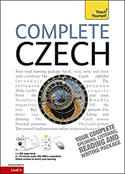 Complete Czech Beginner to Intermediate Course  Learn to read write speak and understand a new language  Teach Yourself