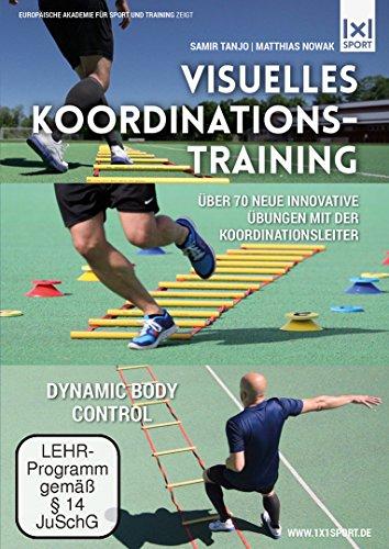 Visuelles Koordinationstraining - Neue Übungen! Deine Koordinationsleiter hat soeben ein Update erhalten