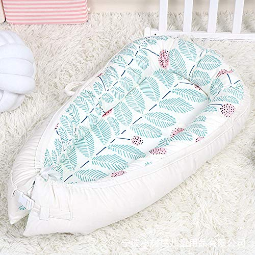Buy Bargain Baby Lounger and Baby Nest Sharing Co Sleeping Baby Bassinet - 100% Soft Cotton Cosleepi...
