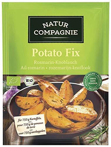 Natur Compagnie Bio Potato Fix Rosmarin Knoblauch (6 x 35 gr)