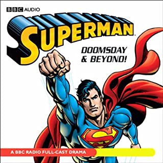 Superman audiobook cover art