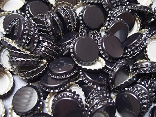 Tappi a corona – nero tappo birra Ø 26 mm / 10.000 pezzi (10000)