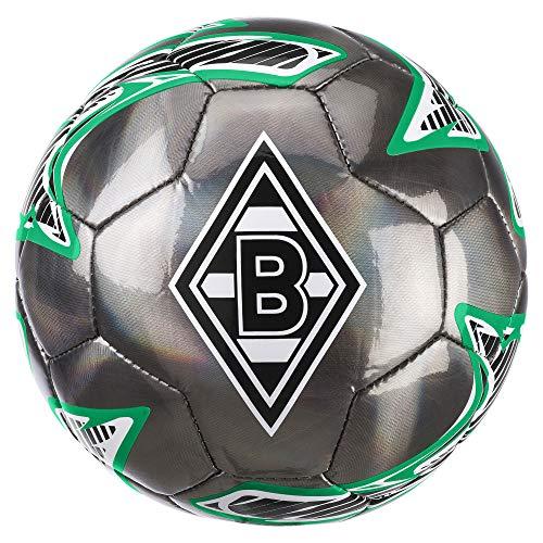 PUMA Unisex– Erwachsene BMG One Laser Mini Ball Fußball, Black-Bright Green White