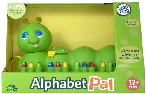 Leapfrog Alphabet Pal - Green