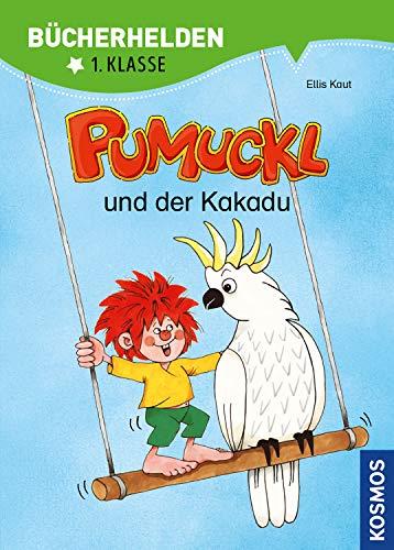 Pumuckl, Bücherhelden 1. Klasse, Pumuckl und der Kakadu